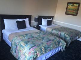 The Classic Horseshoe Bay Motel