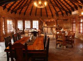 Torgos Lodge, Koës
