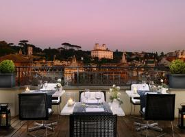 The First Roma Arte - Preferred Hotels & Resorts