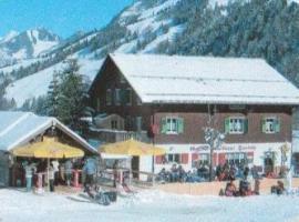 Gasthaus Waldhaus, Melchtal
