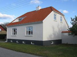 Læsø Holiday Home 549, Læsø (Vesterø Havn yakınında)