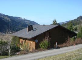 Sonja, Schwarzsee (Burstera yakınında)