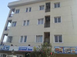 Krishnapatnam Grand Inn, Krīshnāpatnam (рядом с городом Nellore)