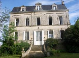Château Fontclaire, Pons (рядом с городом Villars-en-Pons)