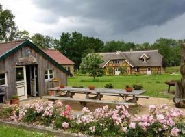 Tegelhof, Sehlen (Mölln-Medow yakınında)