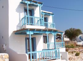 Asterias House, Donoussa