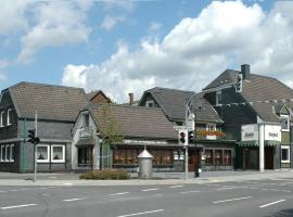 Hotel Heyder, Burscheid (Dabringhausen yakınında)