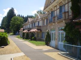 Le Domaine des Plaines, Bertignat (рядом с городом Le Monestier)