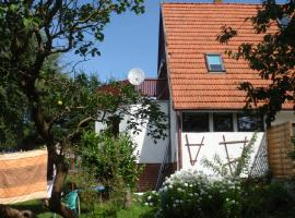 Ferienwohnungen Venz, Sassnitz (Lanken yakınında)