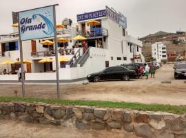 Hostel Playa Ola Grande, Punta Negra
