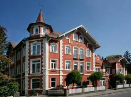 AKZENT Hotel Johannisbad, Bad Aibling (Kolbermoor yakınında)