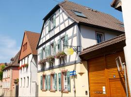 Kronenhof, Gau-Algesheim (Ingelheim am Rhein yakınında)