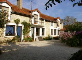 Gîte Chez Jo, Longchamp-sur-Aujon (рядом с городом Maranville)