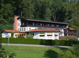 Hotel St. Ulrich Garni, Ottobeuren (Sontheim yakınında)