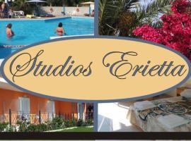 Erietta Studios, Свороната (рядом с городом Lakithra)