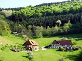 Morgethof, Wolfach (Kirnbach yakınında)