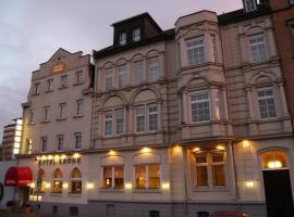 Hotel Krone, Bingen am Rhein (Münster-Sarmsheim yakınında)
