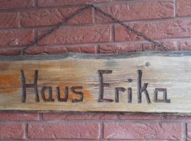 Ferienwohnung Erika, Eickeloh (Grethem yakınında)