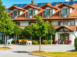 Landhotel Mappacher Hof, Bruck in der Oberpfalz (Nittenau yakınında)
