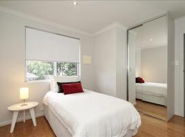 Applecross Riverside Apt, Perth (Applecross yakınında)
