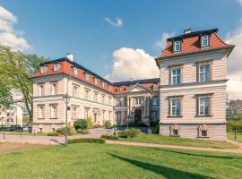 Hotel Schloss Neustadt-Glewe, Neustadt-Glewe (Zierzow yakınında)