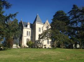 Chateau Mathias, Virazeil (рядом с городом Birac-sur-Trec)
