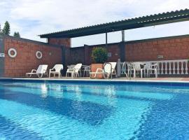 Monteverde Hotel, La Dorada (Puerto Salgar yakınında)