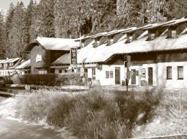 Hotel Karl, Železná Ruda