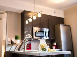 Bower on Queen by Bower Hotels & Suites, Moncton (Riverview yakınında)