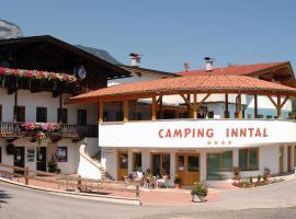 Camping Inntal, Wiesing (Strass im Zillertal yakınında)