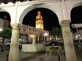 Hostal Zurbaran, Льерена (рядом с городом Игера-де-Льерена)