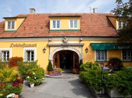Hotel Ungarische Krone, Bruckneudorf