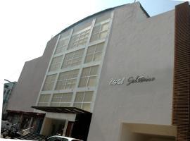 Hotel Solitaire, Raipur