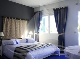 Marina Cap Monastir- Appart'hôtel, Монастир