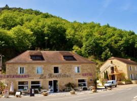 Hôtel-Restaurant Le Rouffillac, Carlux (рядом с городом Calviac)