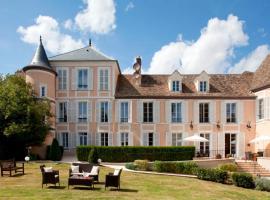 Relais du Silence Hôtel Saint-Laurent, Montfort-l'Amaury (рядом с городом Auteuil)