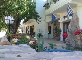 Neos Omalos Hotel, Omalós