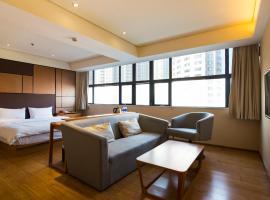 JI Hotel Dalian Xi'an Road Branch