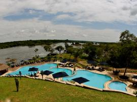 Chobe Safari Lodge, Kamdini (Near Erute)