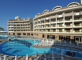 Kirman Belazur Resort&Spa, Boğazkent