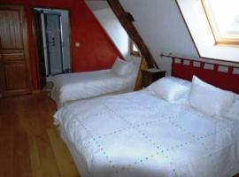 Chambres d'Hôtes La Ferme du Bout de la Ville, Criquebeuf-en-Caux (рядом с городом Froberville)