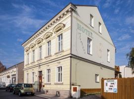 Pension Fontána Svitavy, Svitavy (Dětřichov yakınında)