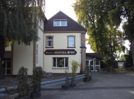 Hotel Zum Grunewald, Dinslaken (Hünxe yakınında)
