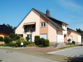 Ferienwohnung Am Beetzsee, Radewege (Brielow yakınında)