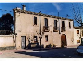 Casa Cal Manou, Pla del Panadés (Ca l'Avi yakınında)