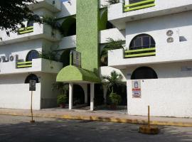 Hotel y Restaurante Ritz de Tabasco, Villahermosa