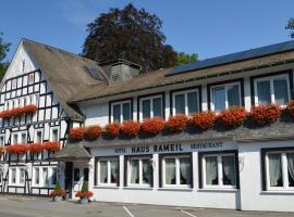 Hotel Haus Rameil, Lennestadt