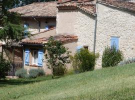 Les Chambres d'Hôtes du Rouyre, Réalmont