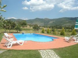 Villa Grande, Toscana, Castiglion Fiorentino (Nær Santa Cristina)