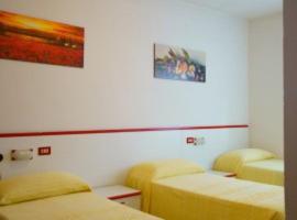 Hotel Musolesi, San Benedetto Val di Sambro (Madonna di Fornelli yakınında)